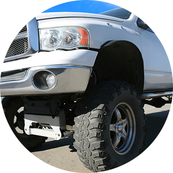 Lift & Leveling Kits in Morganton, NC