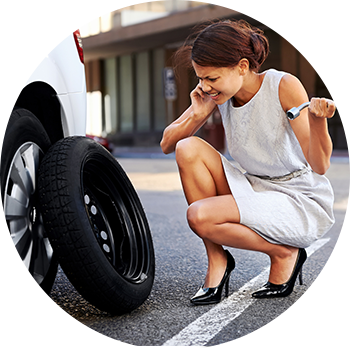 Roadside Tire Service Plan