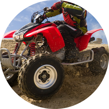ATV Tires in Burlington, WI