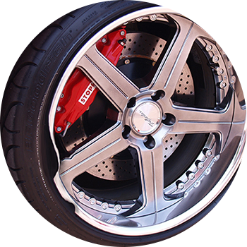 Wheel & Rim Repair in Hendersonville, NC