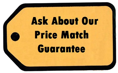 Price Match Guarantee in Tuckerton, NJ