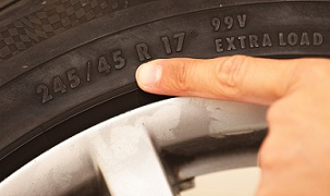 Understanding tire size in Calgary, AB