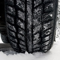 Snow tires in Grimes, Iowa
