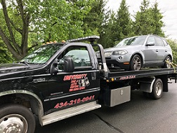 Towing Service in Charlottesville, VA