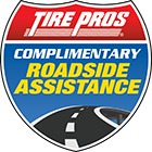 Tire Pros - Complimentary Roadside Assistance
